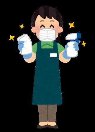 院内のウイルス対策について