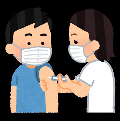 新型コロナウイルスワクチンの接種を小規模接種会場で行っています(6/18 21:15)